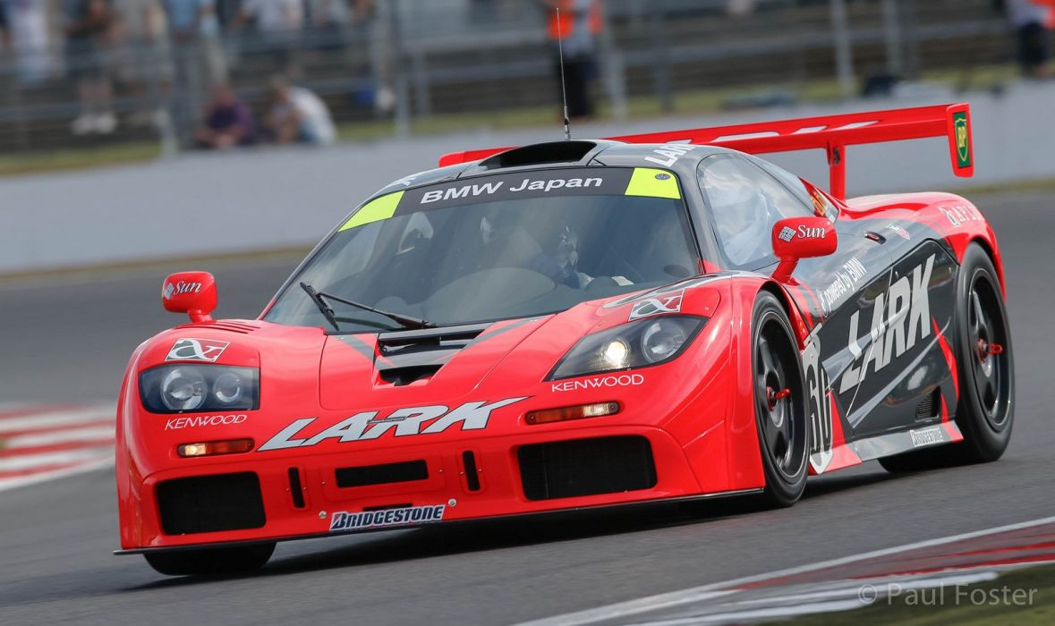1995 f 1 GTR McLaren Race Racing Supercar wallpaper