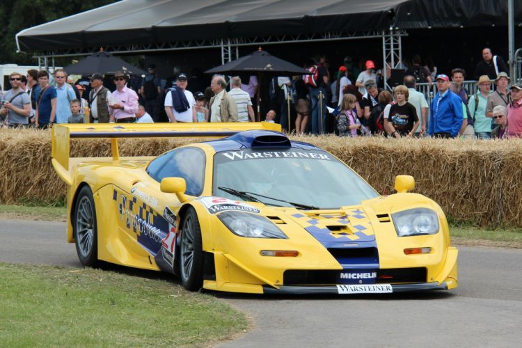 1997 f 1 GTR longtail McLaren Race Racing wallpaper