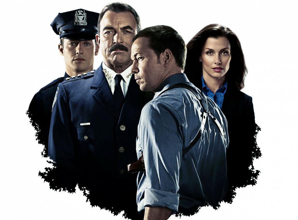 BLUE BLOODS crime drama series wallpaper
