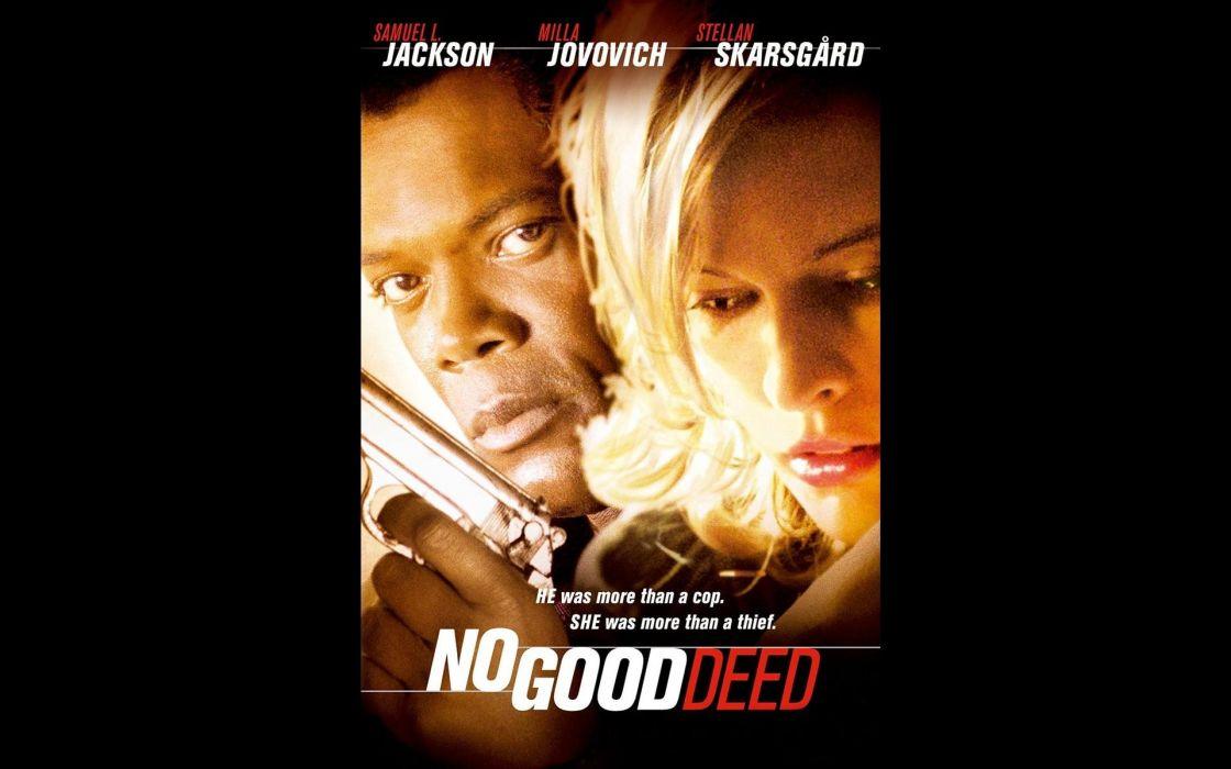 NO-GOOD-DEED crime thriller horror good deed wallpaper