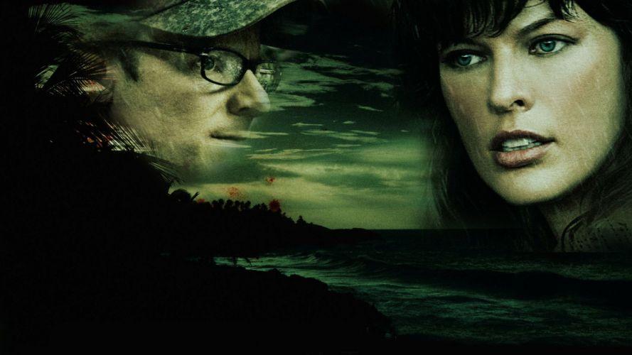 A PERFECT GETAWAY adventure mystery thriller horror wallpaper