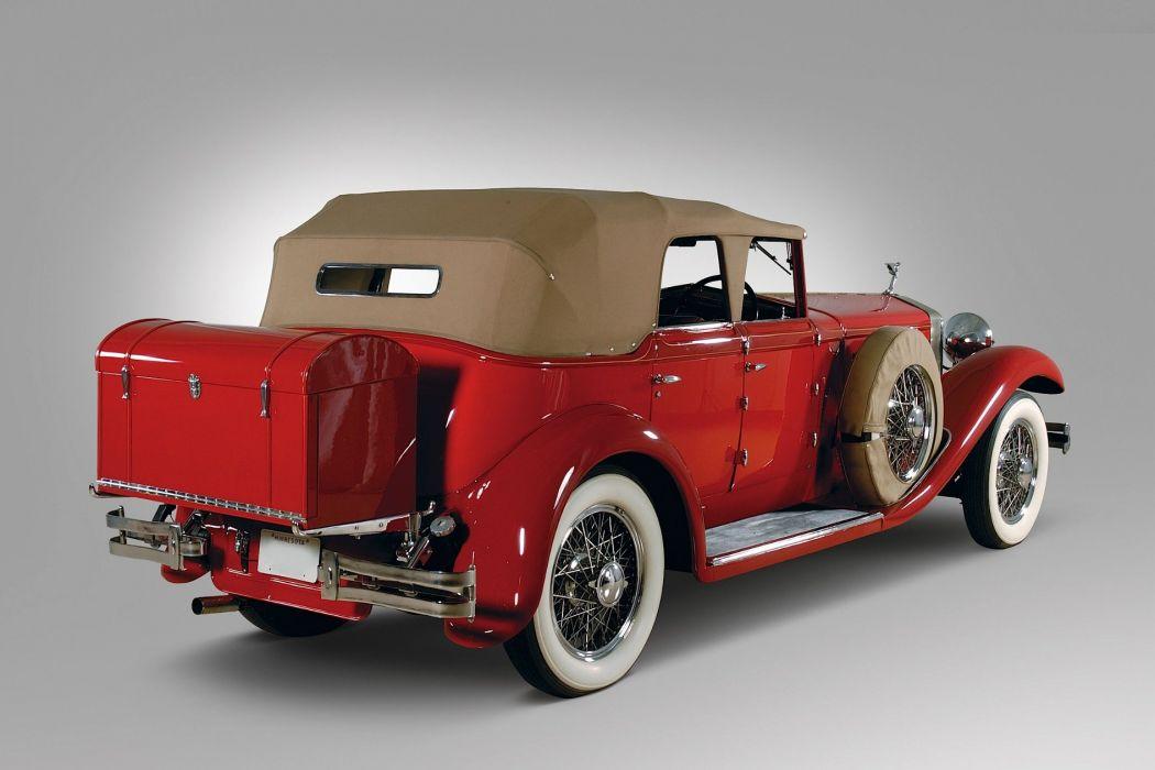 8A Convertible Sedan wallpaper