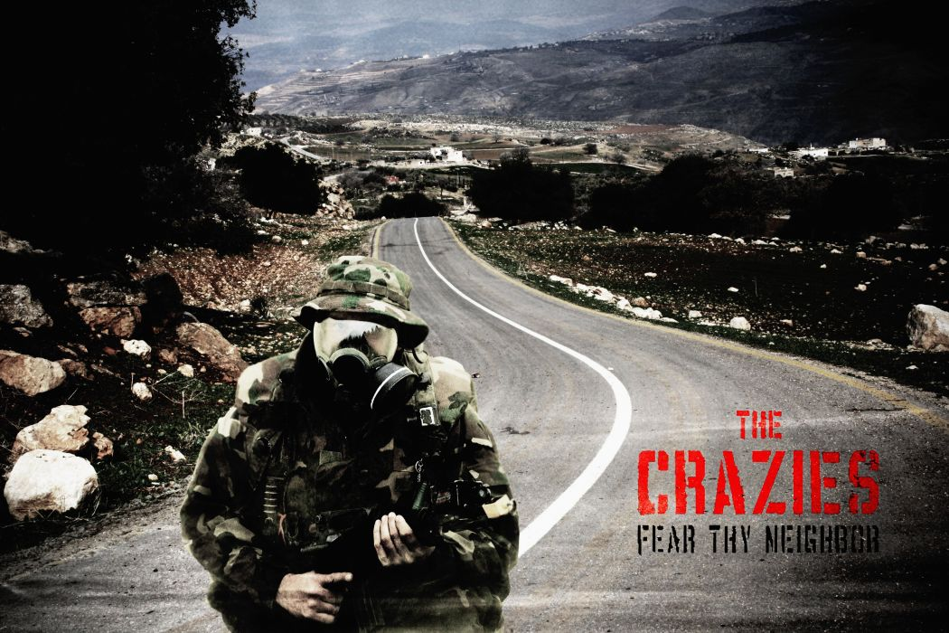 THE CRAZIES horror mystery thriller zombie wallpaper
