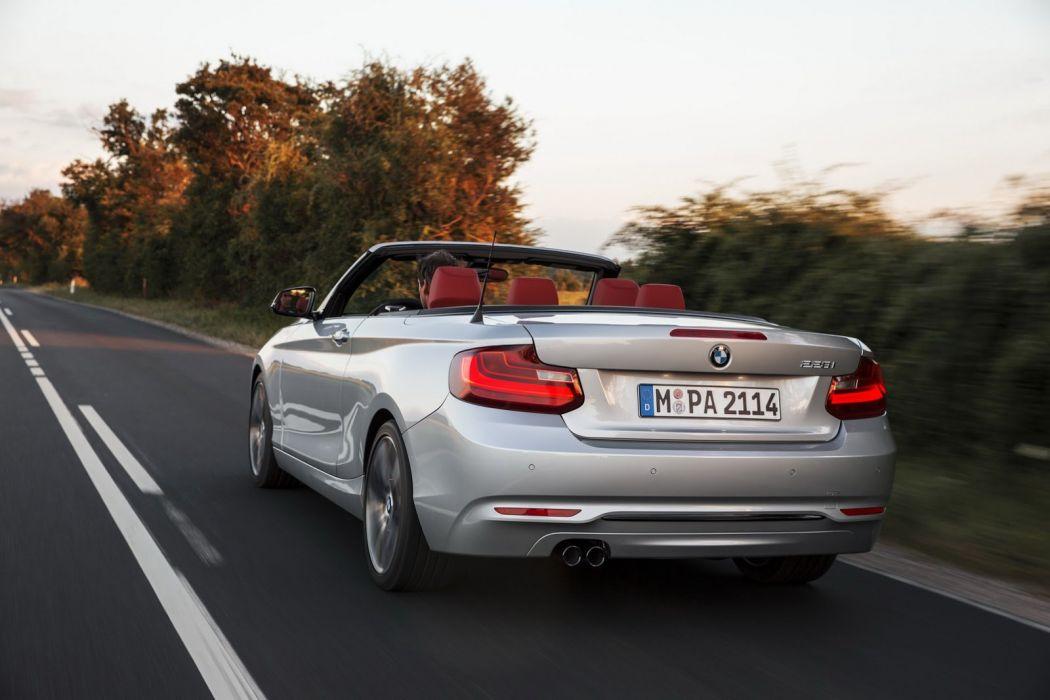 2015 BMW 2-Series Convertible cars wallpaper