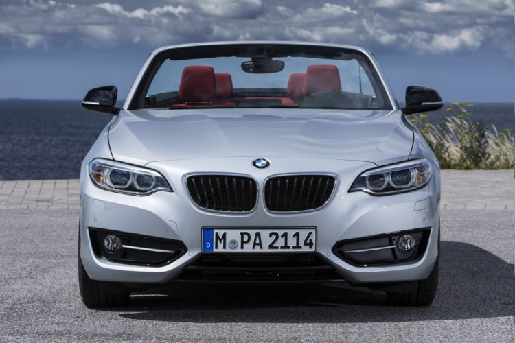 2015 BMW 2-Series Convertible cars wallpaper