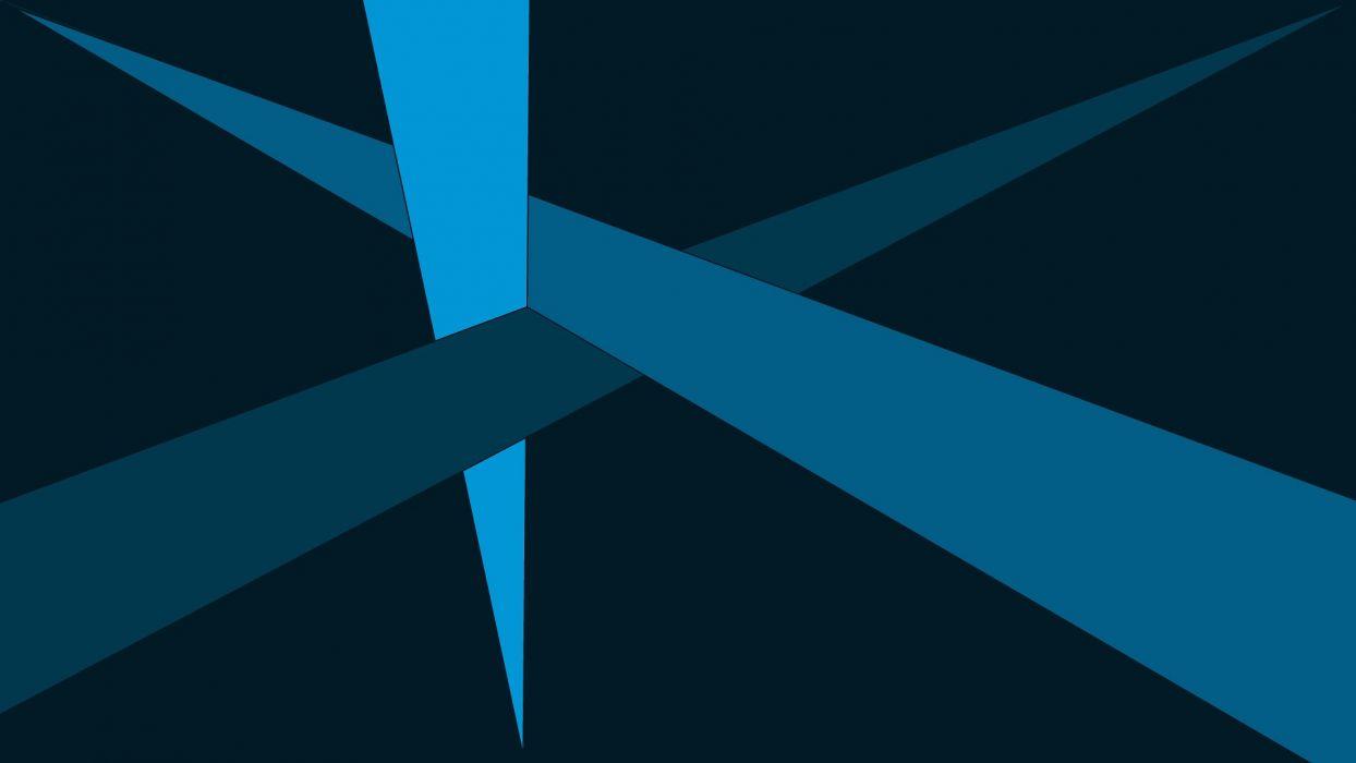vector blue lines background wallpaper