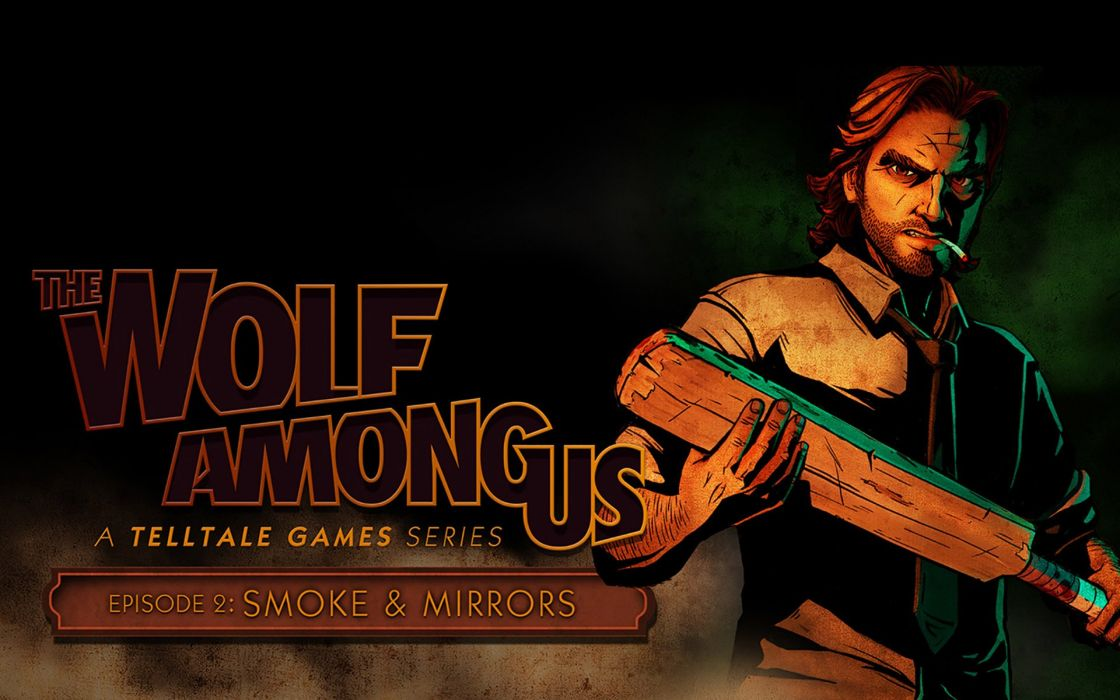 Wolf Among Us game Episode 2 wallpaper