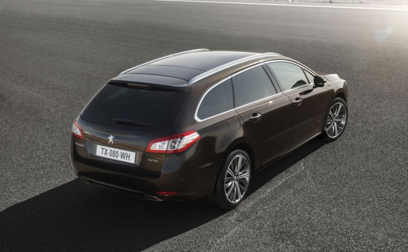 2014 Peugeot Facelifted 508 cars french station wagon wallpaper