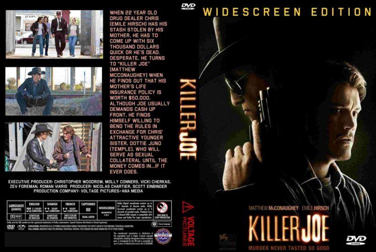 KILLER JOE crime thriller wallpaper