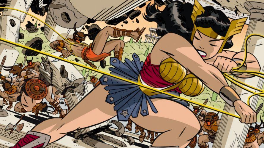 Classic Wonder Woman wallpaper