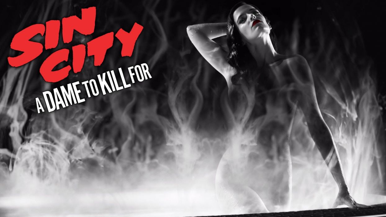 SIN CITY action crime thriller dame kill for wallpaper
