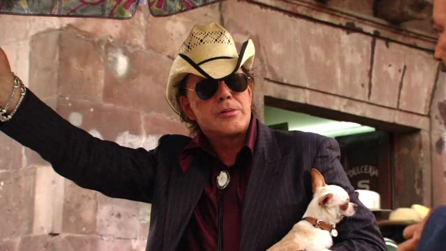 ONCE UPON TIME MEXICO action thriller crime wallpaper