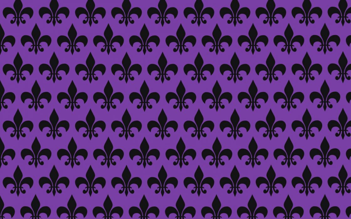 Shapes Fleur De Lis 4 Wallpaper 1440x900 440419