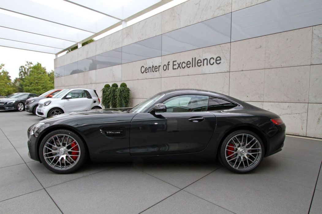 2015 amg GT Coupe Mercedes supercars wallpaper