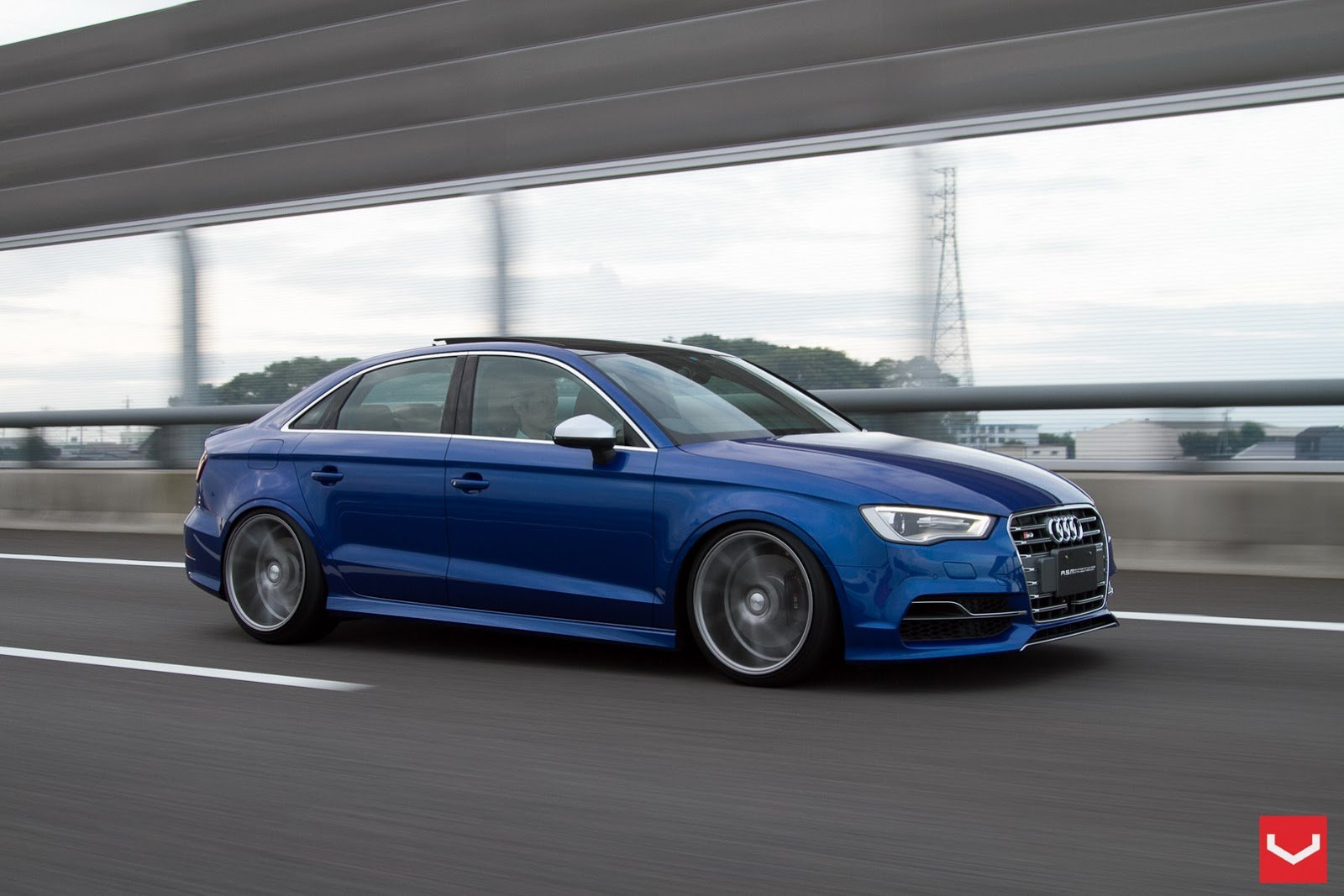 audi s3 sedan vossen wheels tuning wallpaper 1600x1067 440432 wallpaperup. Black Bedroom Furniture Sets. Home Design Ideas