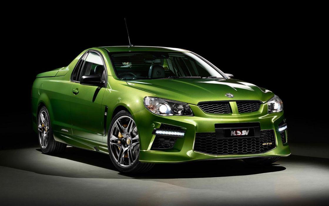 2014 HSV GTS Maloo pickup cars wallpaper