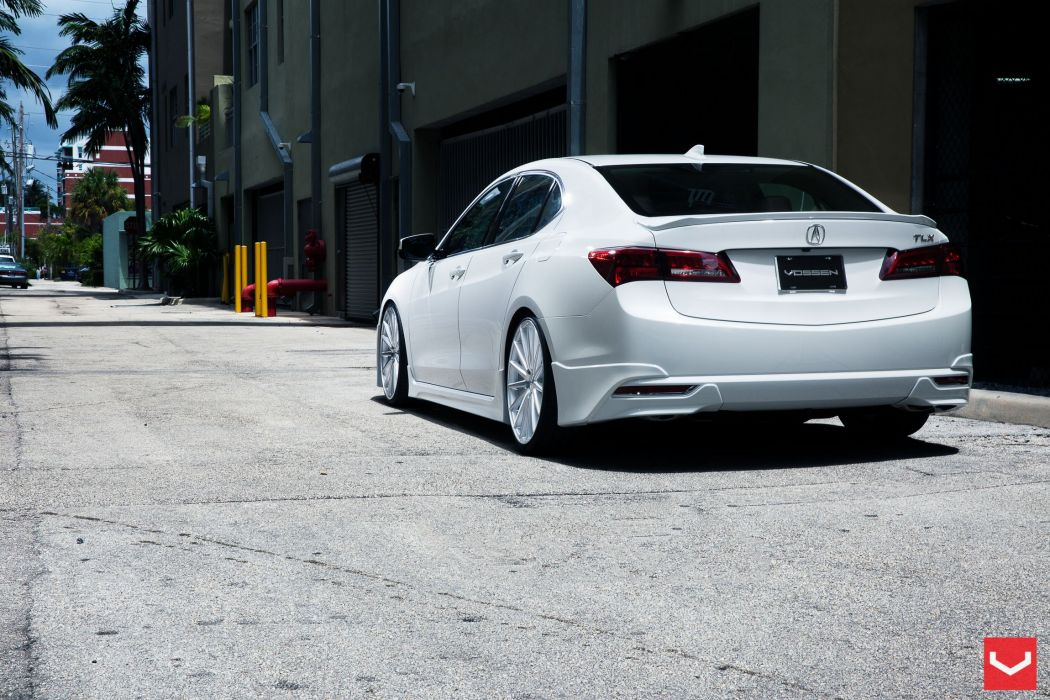 Acura t l x Tuning vossen wheels wallpaper