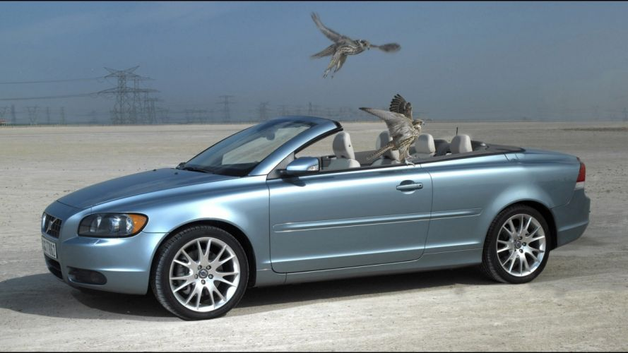 Volvo car cars vehicle wallpaper