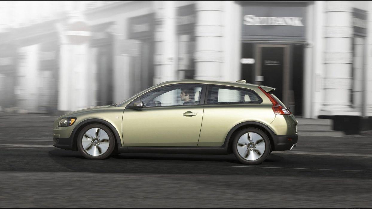 Volvo car cars vehicle wallpaper