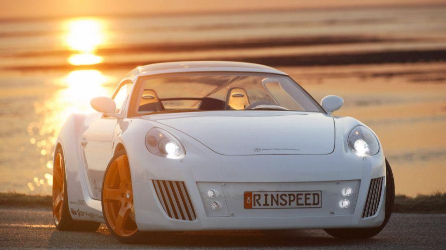Rinspeed car vehicle wallpaper