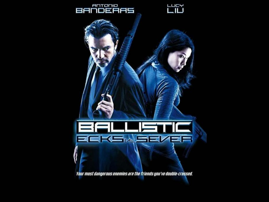 BALLISTIC ECKS Vs SEVER action thriller fighting wallpaper