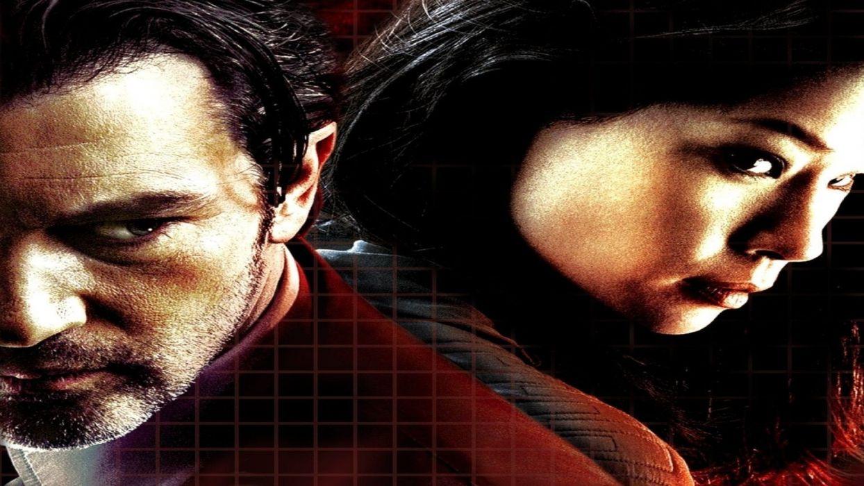 BALLISTIC ECKS Vs SEVER action thriller fighting wallpaper
