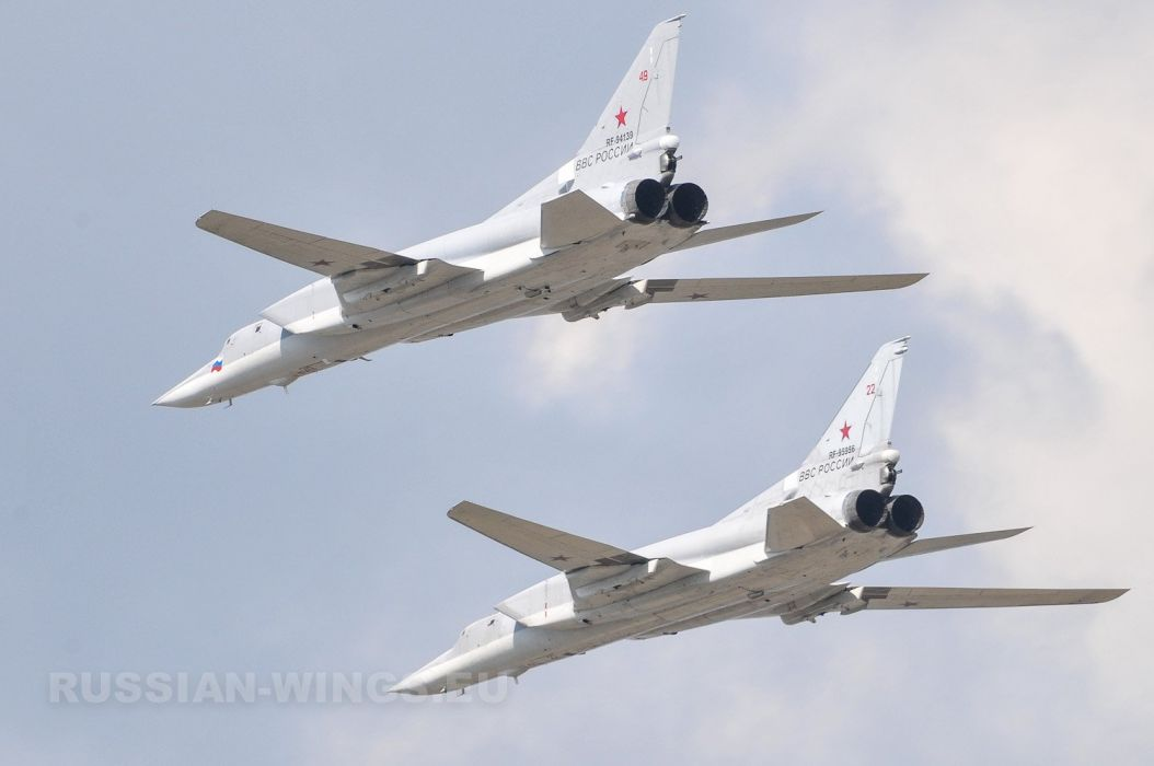 Tupolev Tu-22M strategic bomber urss aircrafts wallpaper