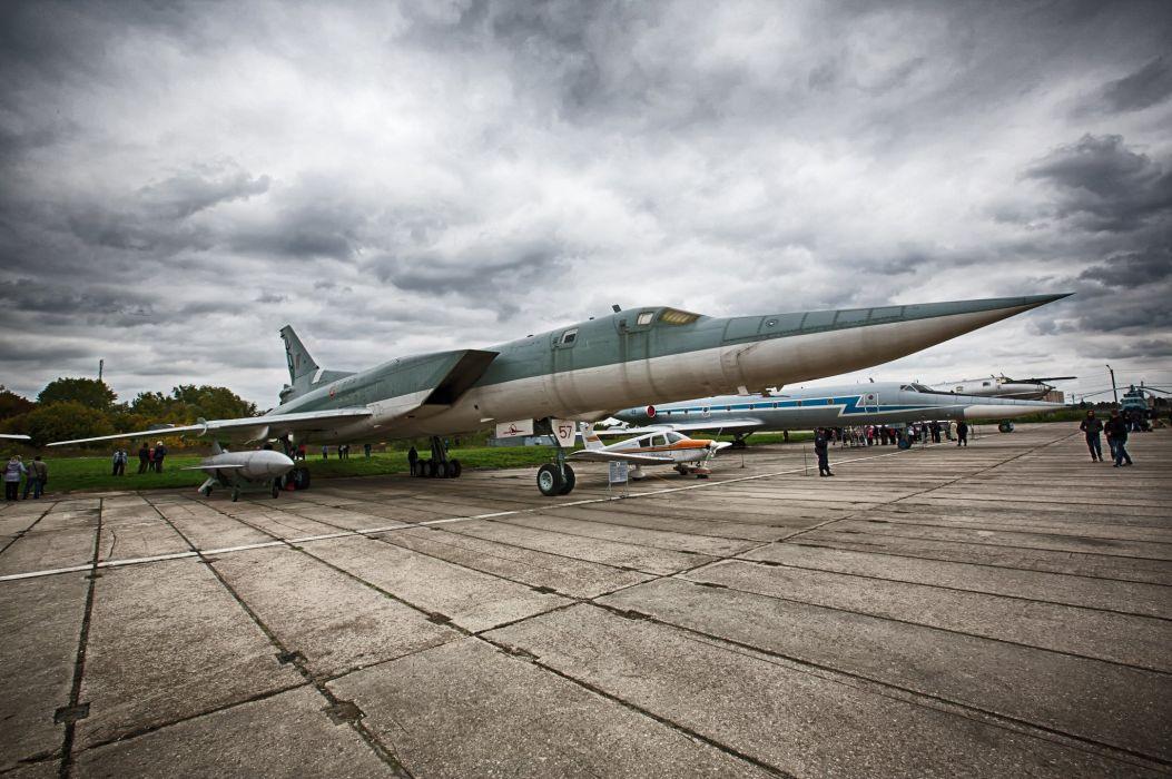 Tupolev Tu-22M strategic bomber urss aircrafts wallpaper