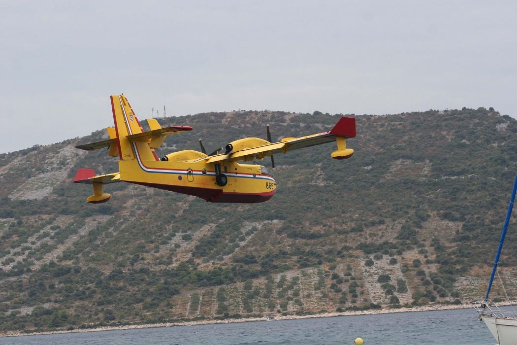 Canadair CL-415 Firecat SecuritA wallpaper