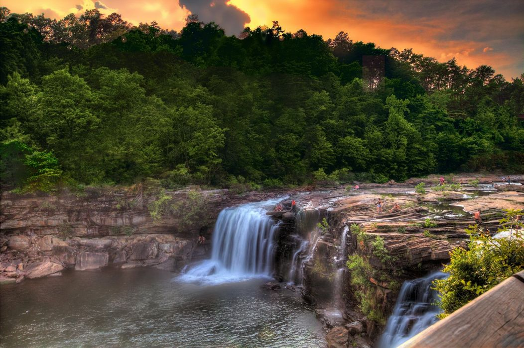 Waterfalls nature wallpapers wallpaper