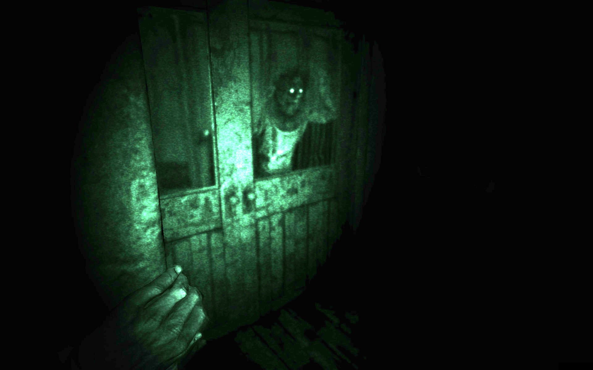 Outlast Survival Horror Dark Zombie Wallpaper 1920x1200 442023