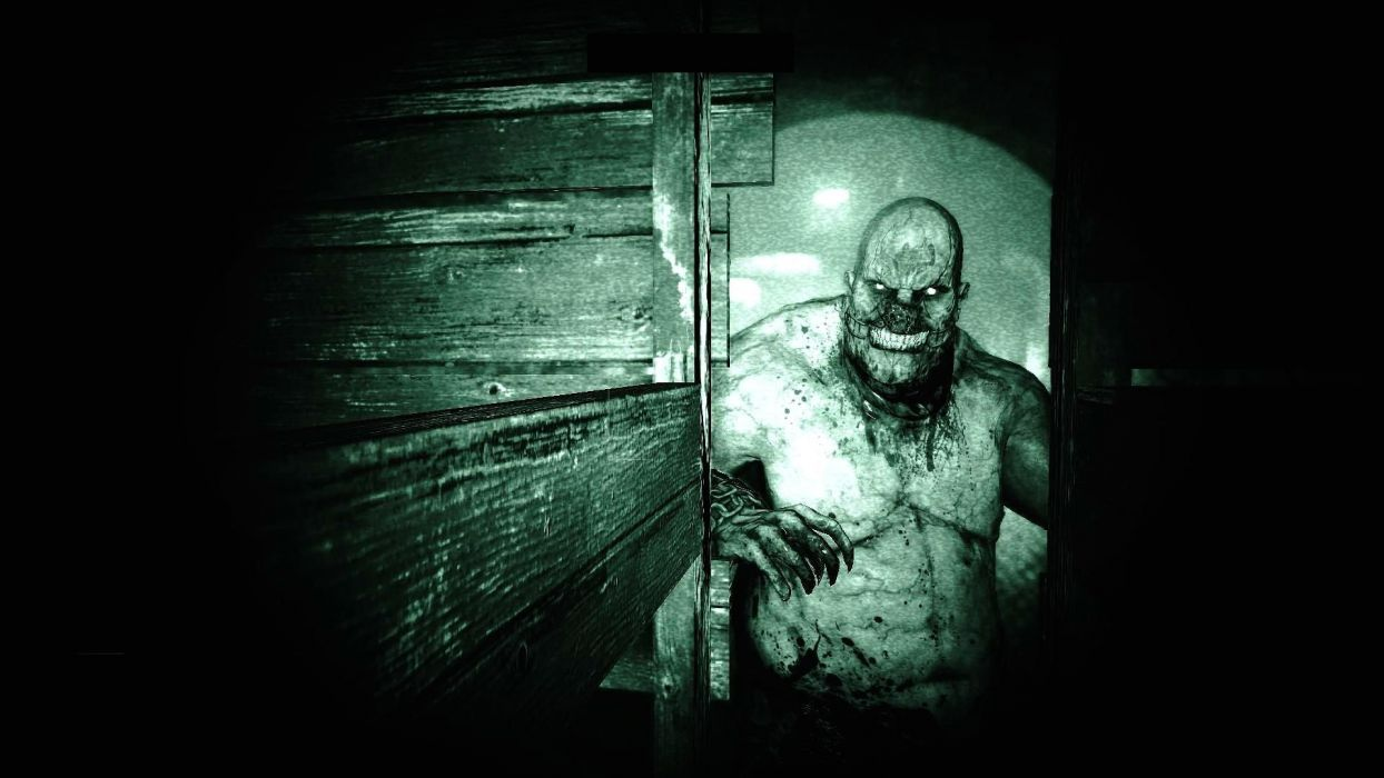 Outlast Survival Horror Dark Zombie Wallpaper 1920x1080 442034
