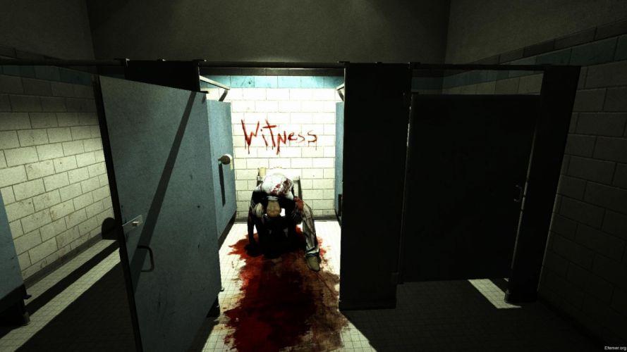 OUTLAST survival horror dark zombie wallpaper