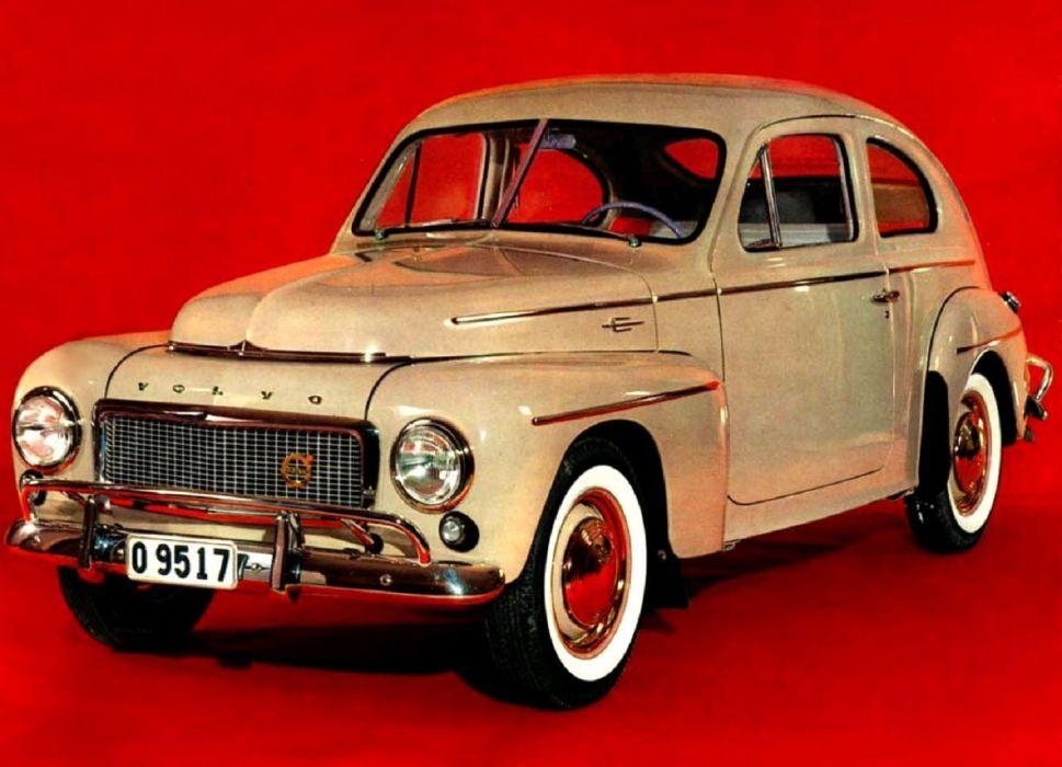 1947 Volvo PV444 wallpaper