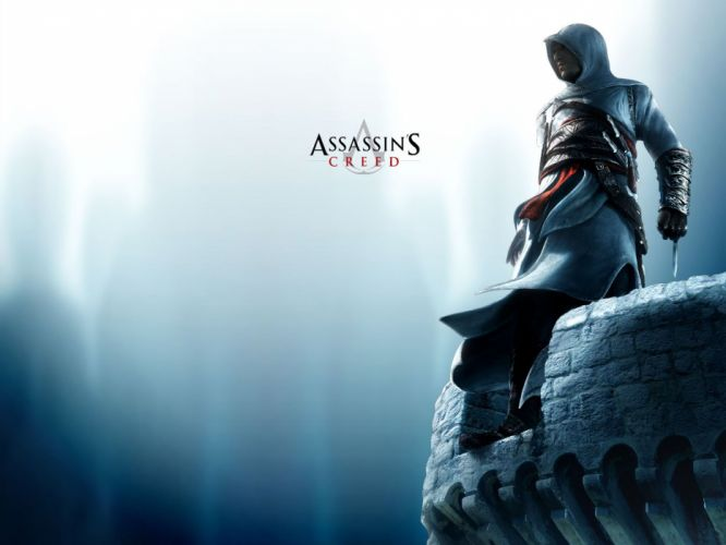 Altair Assassin's creed wallpaper