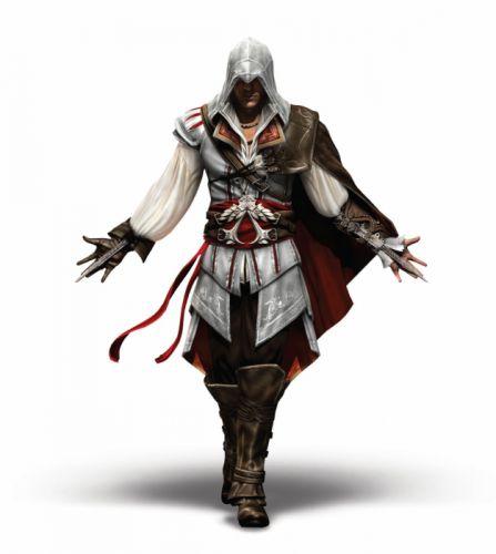 Ezio Assassin's creed wallpaper