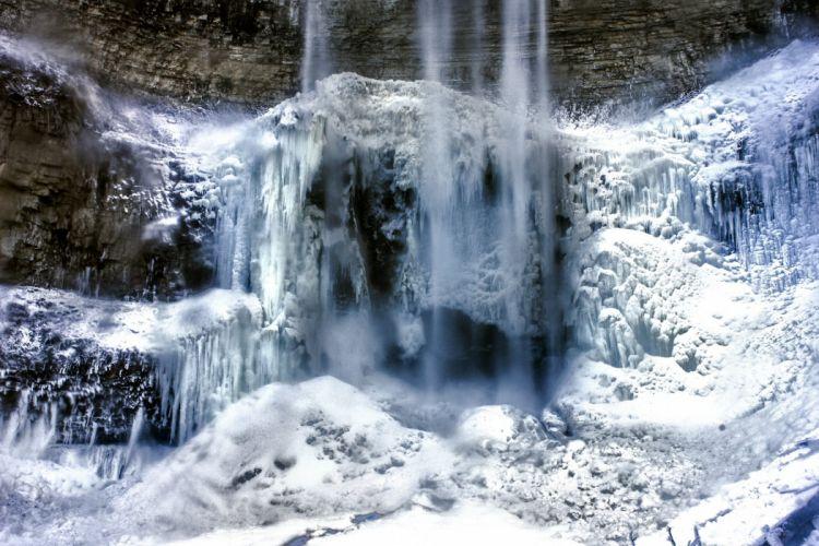 nature wallpapers waterfalls canada wallpaper