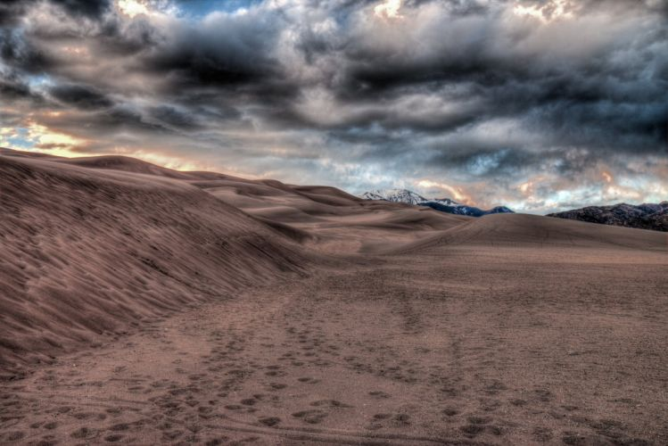 nature deserts wallpapers landscapes wallpaper