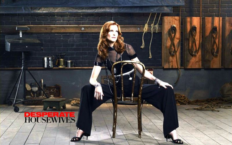 DESPERATE HOUSEWIVES comedy drama mystery series wallpaper