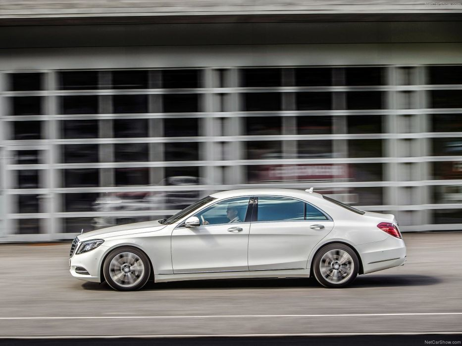 Mercedes Benz S500 Plug-In Hybrid 2015 cars wallpaper