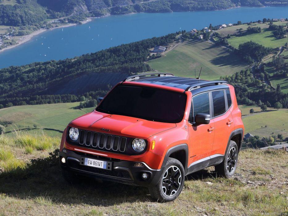 Jeep Renegade 2015 1600x1200 wallpaper SUV cars wallpaper