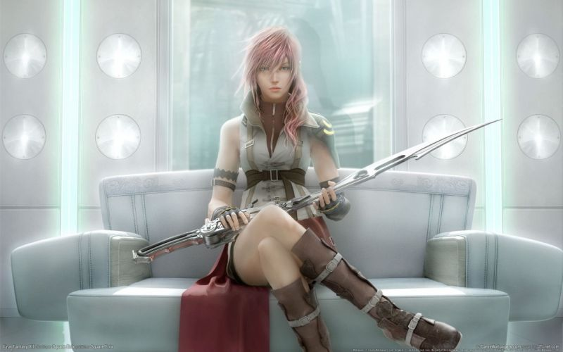 FINALFANTASY XIII game wallpaper
