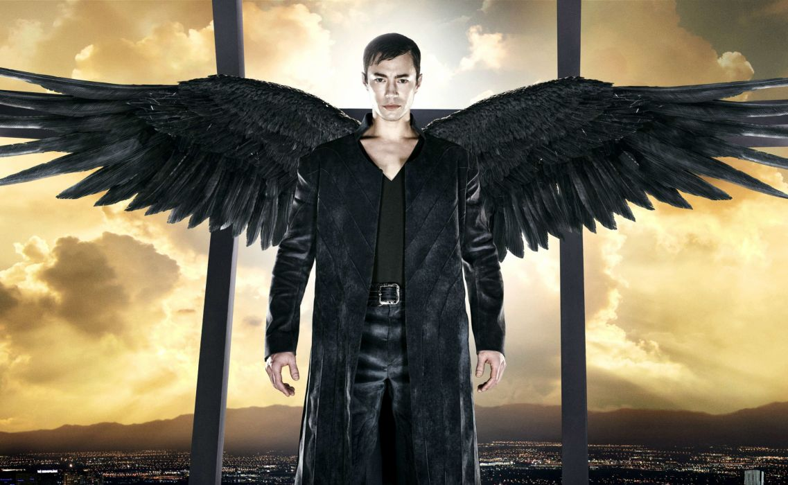 DOMINION action drama fantasy series angel apocalyptic supernatural sci-fi wallpaper