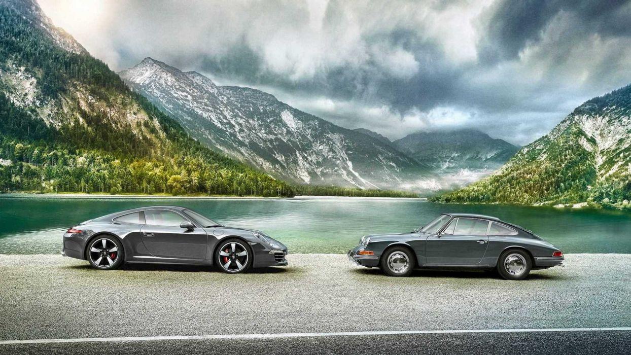 Porsche 911 50th Anniversary Edition Wallpaper 1920x1080 444510