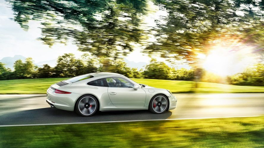 Porsche 911 50th-Anniversary-Edition wallpaper