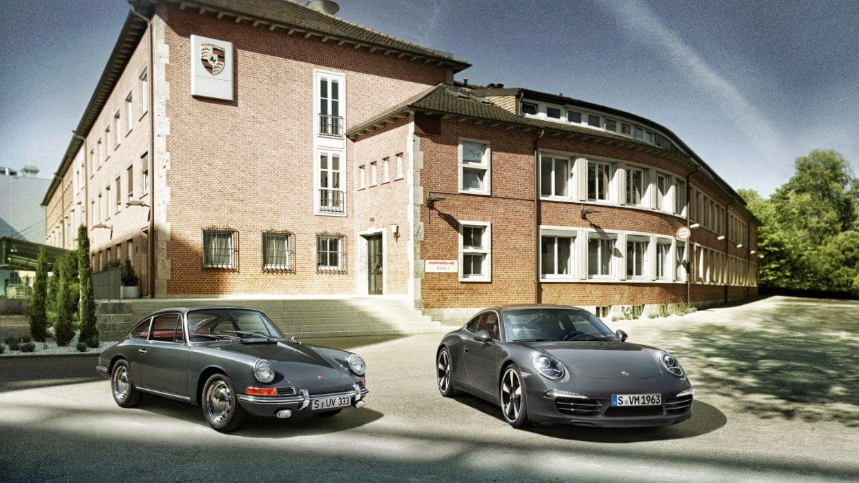 Porsche 911 50th-Anniversary-Edition wallpaper