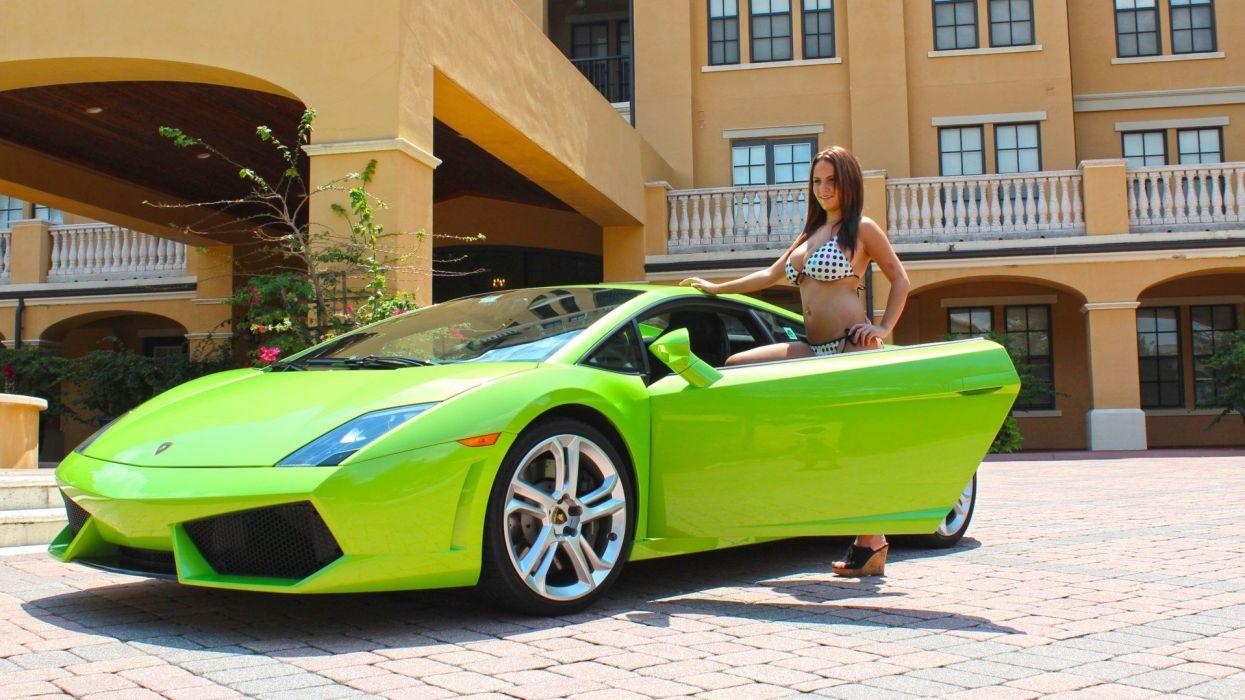 LamborghiniAZGallardo wallpaper