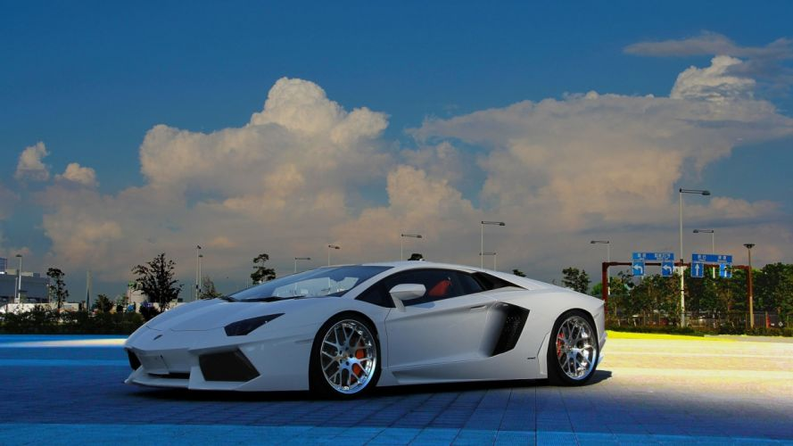 LamborghiniAZAventador wallpaper