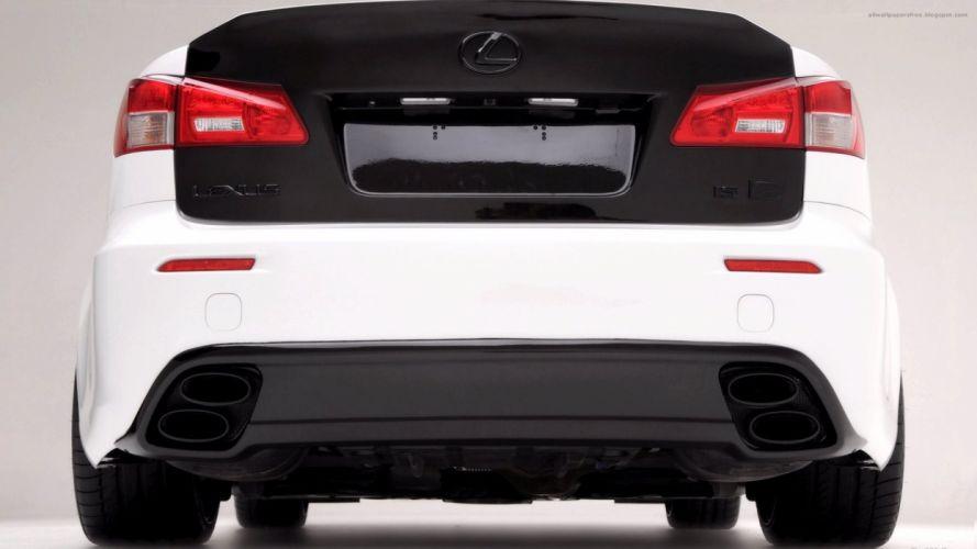 Lexus car manifactures wallpaper