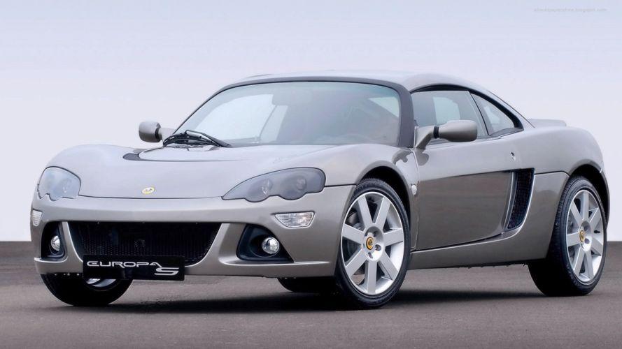 Lotus car manifactures wallpaper